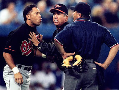 Roberto Alomar, Baseball player