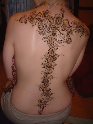 Back Mehndi, Entertainment