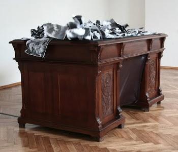 Инсталляция Бадри Губианури