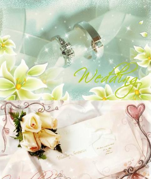 Modern Wedding Invitations Modern Wedding Invitation Templates