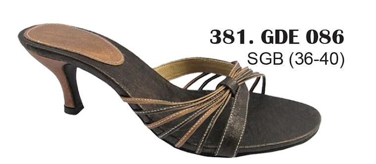 Sandal Cewek Kulit 381