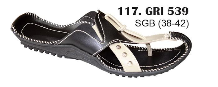 Sandal Cowok Model 117
