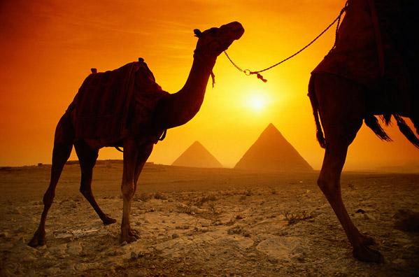 Egypt eve
