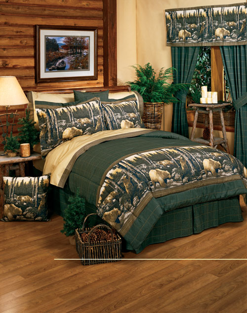 The Camo Shop Blog: Rustic Bedroom Decorating Tips from The Camo Shop