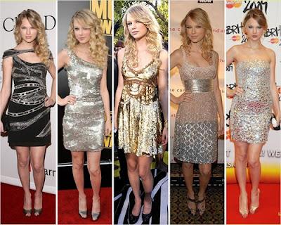 http://4.bp.blogspot.com/_9Qb-LYWAcbg/TPzzjjboOBI/AAAAAAAAALs/m2cWNcq6doo/s1600/taylor-swift-vestido-curto-brilho-peep-toe-sapatilha-dourado-preto-prateado-rosa-mary-jane.jpg