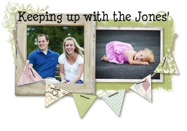Keeping up with the Jones'