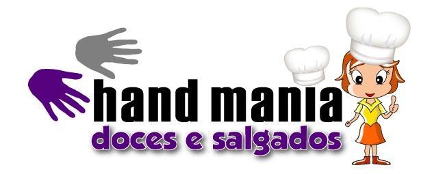 Hand Mania Doces e Salgados