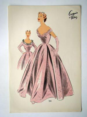 Skulldugg amp dopplegang decades of fashion 1950s
