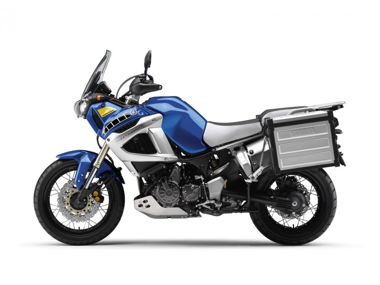 Motorcycles Automotive  Yamaha Super Tenere 1200
