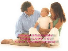 Sweet Moments Baby Love 1st Give Away Contest