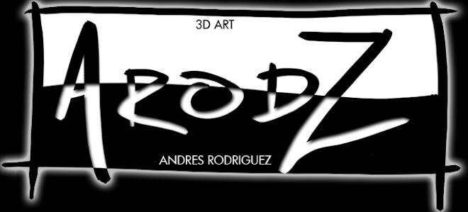 ArodZ - 3D Artist