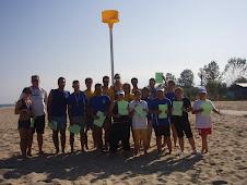 Το Beach Korfball στην Ελλάδα