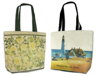 MFA tote bags on sale