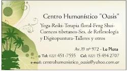 "Centro humanístico ""OASIS"""