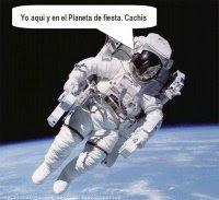 Desde aqui al espacio