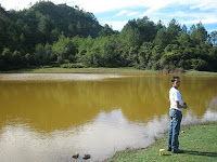 Sagada Danum Lake