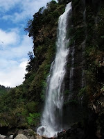 Sagada Waterfall Image