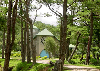 Sagada St. Mary the Virgin Church Mission Compound