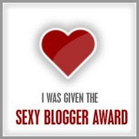 I Was Given The Sexy Blogger Award