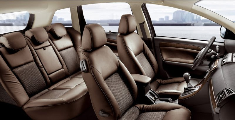 Fiat Croma 2010. The new Fiat Croma makes its