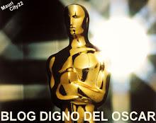 Premio al Blog digno del Oscar