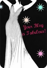 Premio Your blog is fabulous!