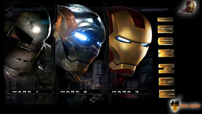Iron Man Mark 1 Iron m...