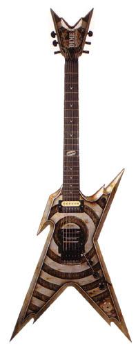 dean bullseye razorback gibson flying v zakk wylde gibson zakkZakk Wylde Dean Guitars