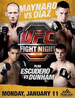 UFC Fight Night 20