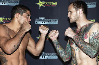 Strikeforce Challengers 7 Andre Galvão vs Luke Stewart
