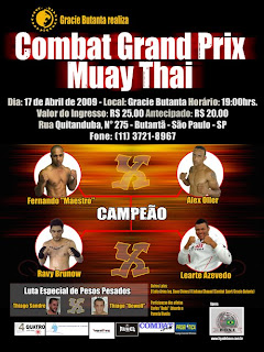 Combat Grand Prix de Muay Thai