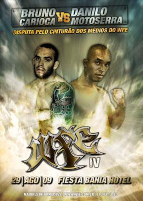 Bruno Carioca e Danilo Motoserra - WFE