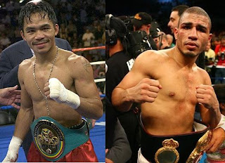 Boxe - Manny Pacquiao vs Miguel Cotto