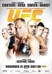 UFC 105 - Randy Couture vs Brandon Vera