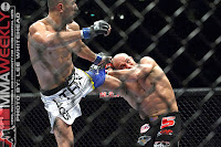 UFC 105 - Couture vs Vera - Resultados