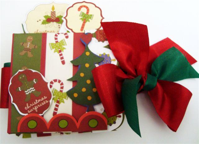 Semana de atividades de Natal no site SD***Crop Carol***