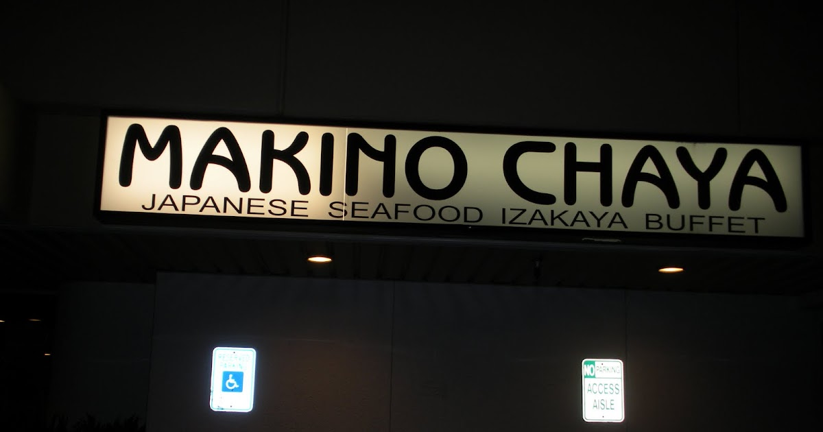 Makino chaya discount coupon