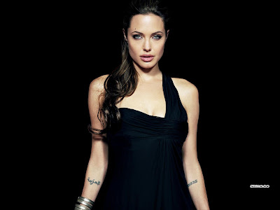 angelina jolie wallpaper hd. Angelina Jolie model wallpaper