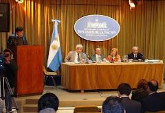 PROYECTO DE LEY DE SERVICIOS DE COMUNICACIÓN AUDIOVISUAL- Audiencias Públicas