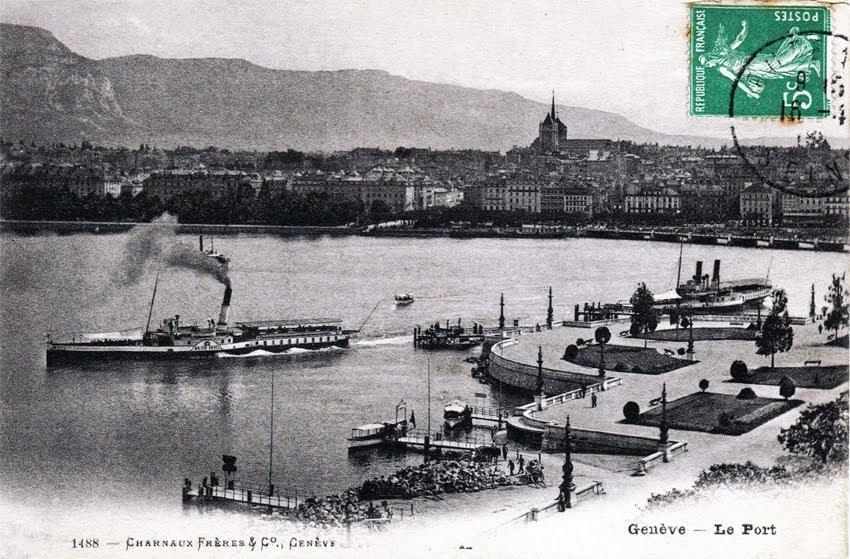 Adhemar bateau roues aubes major davel 1892 dans le - Bateau sur roues ...