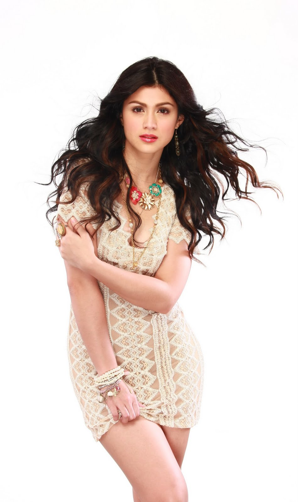 ... featuring Independence Day birthday celebrant/actress Carla Abellana