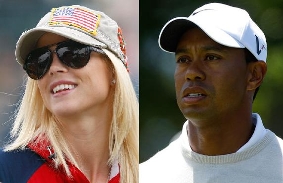 tiger woods girlfriends pictures. Tiger Woods may have a new