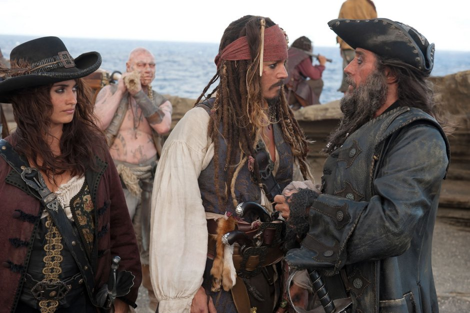 Pirates Of The Caribbean On Stranger Tides New Images