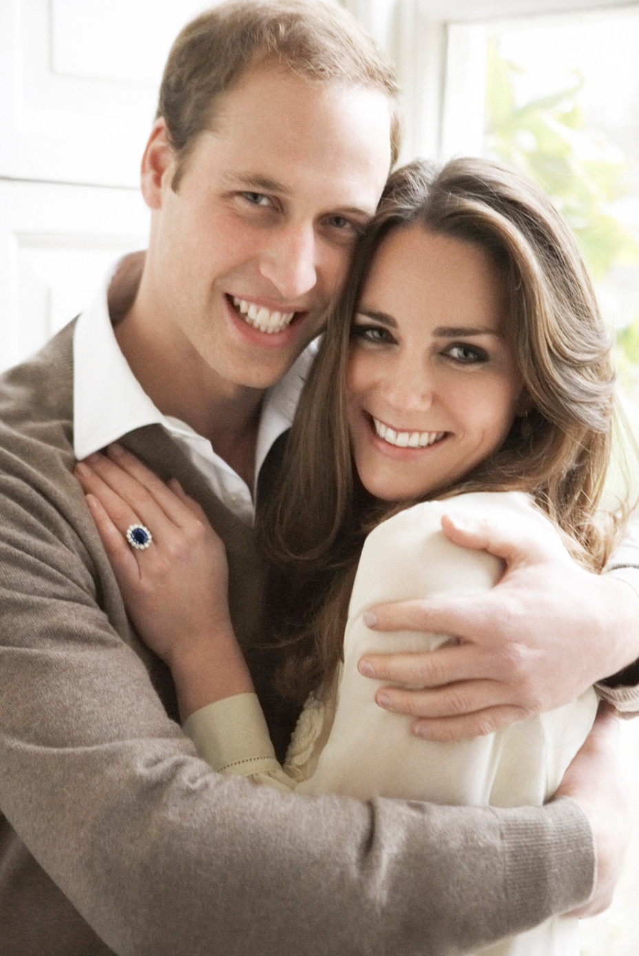 Prince William & Kate Middleton - Official Engagement