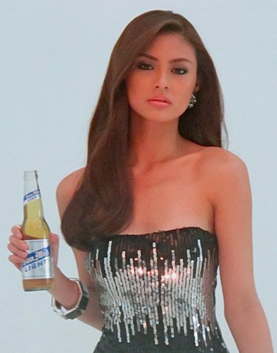 Bikini-clad Sam Pinto Heats Up San Mig Light's new commercial (Photos ...