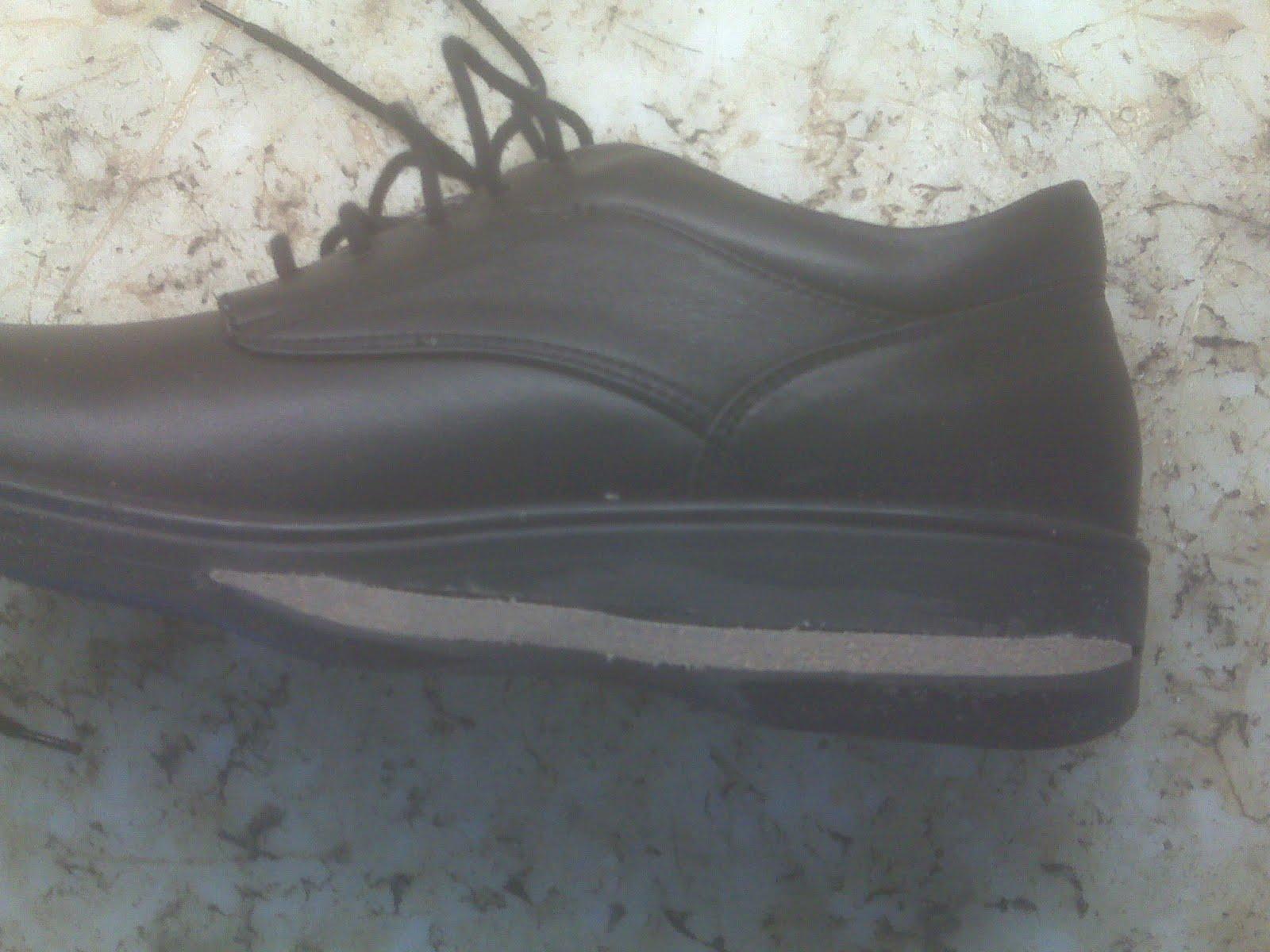 Left Heel In Shoe Higher Then Other