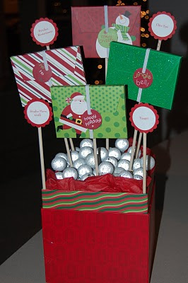 Simply Creative Insanity Gift Card Tree