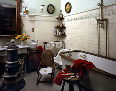 Orion Victorian Bathroom Inspiration