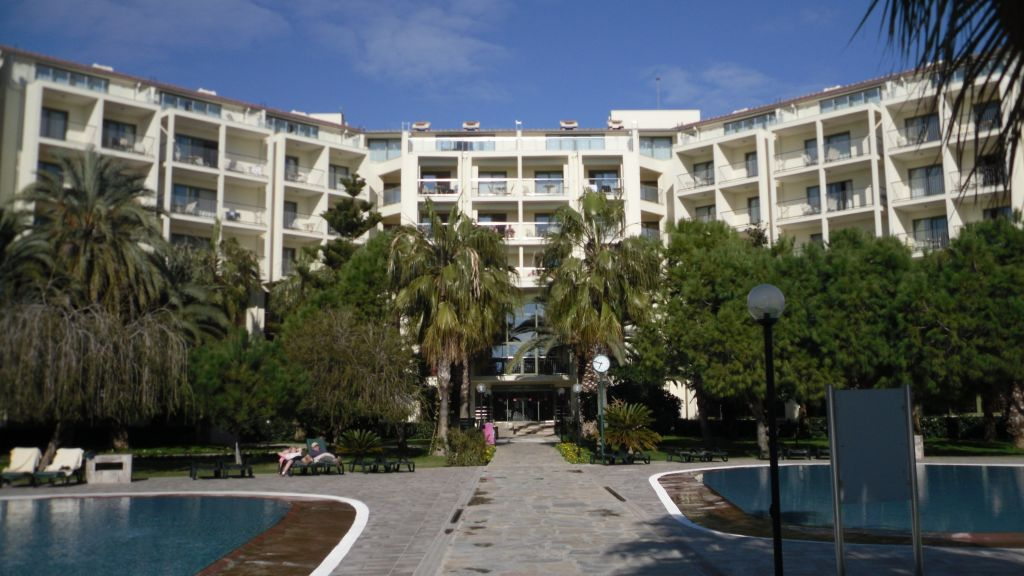 Beste Hotels Turkei Side