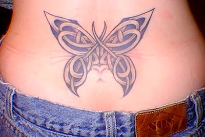 Celtic Butterfly Tattoos on Celtic Butterfly Tattoos  Celtic Butterfly Tattoo Art Butterfly Tattoo